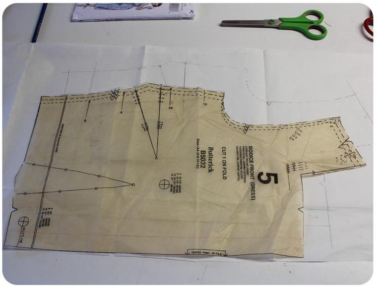 Pattern Making | bernie and i