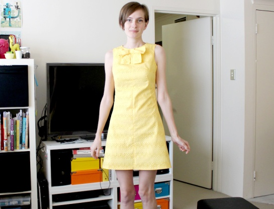 yellowbowdress03ed